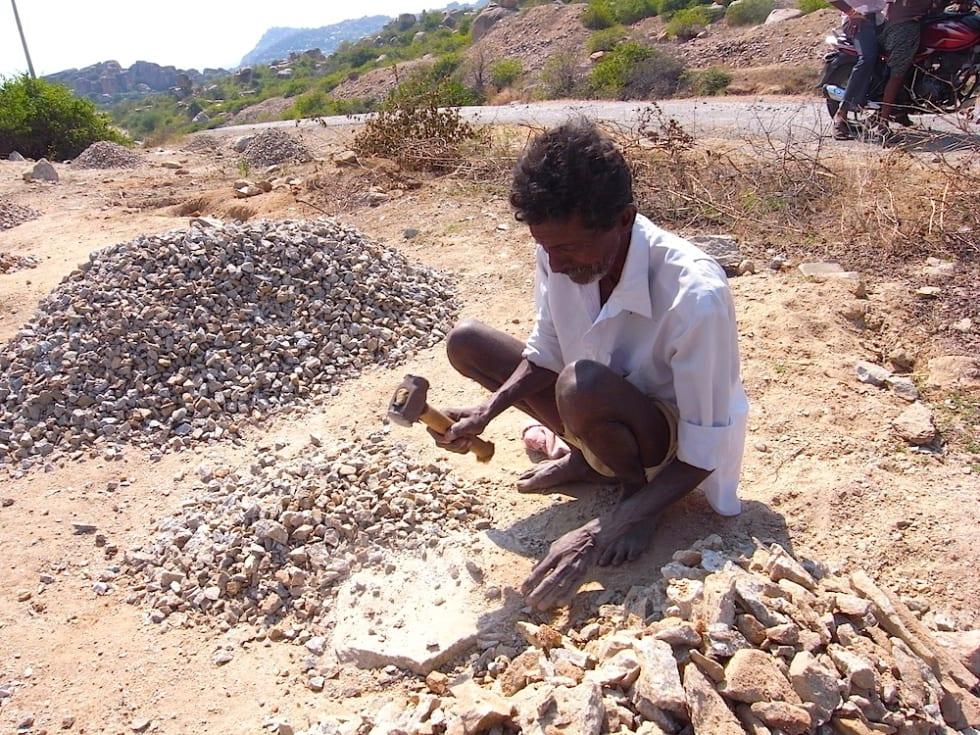 steinbrudd india