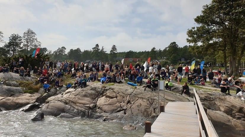 Oda Johannes Windsurf Festival ble nok en gang en suksess, med enda flere deltakere i år enn tidligere. Foto: Eirik Brødholt / Fredrik Sørling