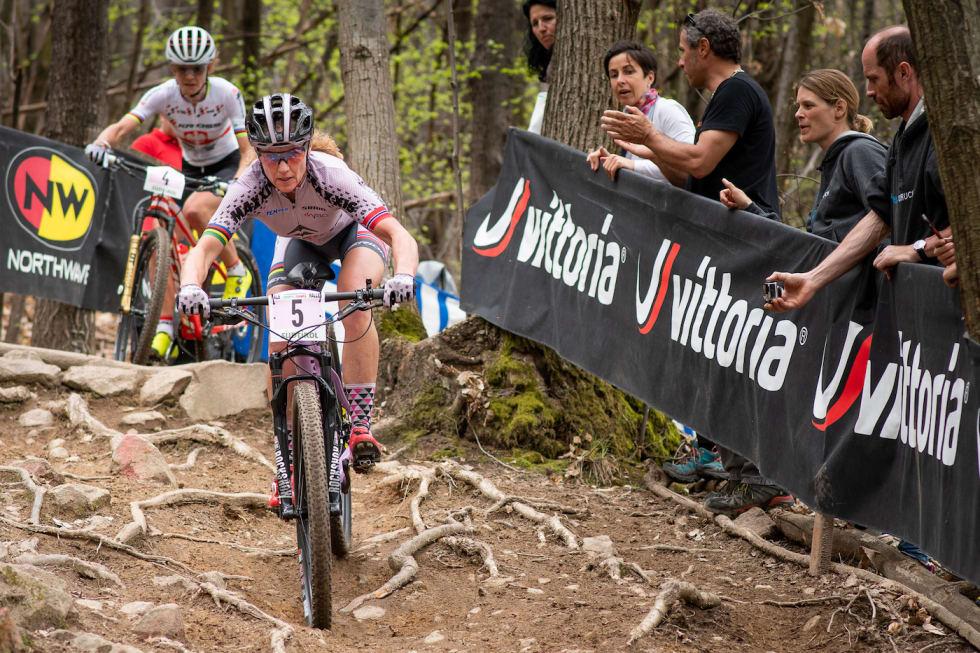 Gunn-Rita Dahle Flesjå - Marlene Südtirol Sunshine Race - Nals 2018 - Foto Merida 1400x933