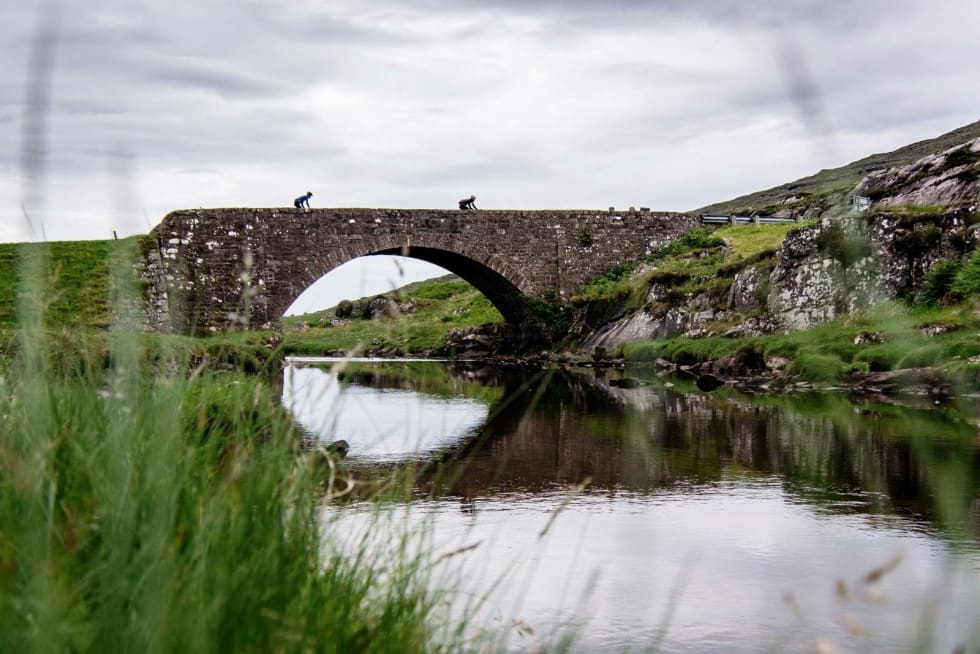 MINNERIKT: Om du er glad i gamle slott og glemte veier er Skottland stedet for deg. Overalt finner du mangehundre år gamle minner i stein.