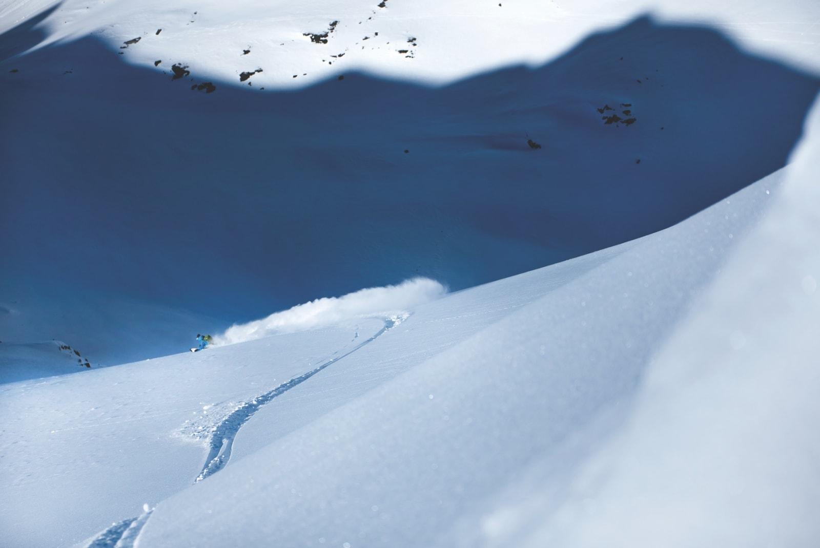 VIL TILBAKE: Marcus Caston er fra stedet med the greatest snow on earth. Om han vil tilbake til Sunnmøre etter denne venstresvingen? Svar ja.