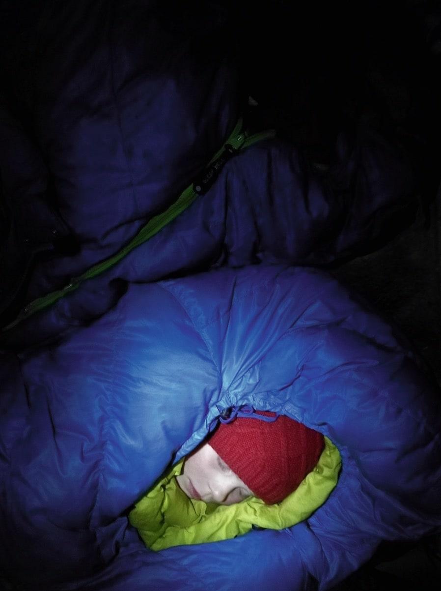 HELT STILLE: Finnes det noe mer fredelig enn barn som sover?