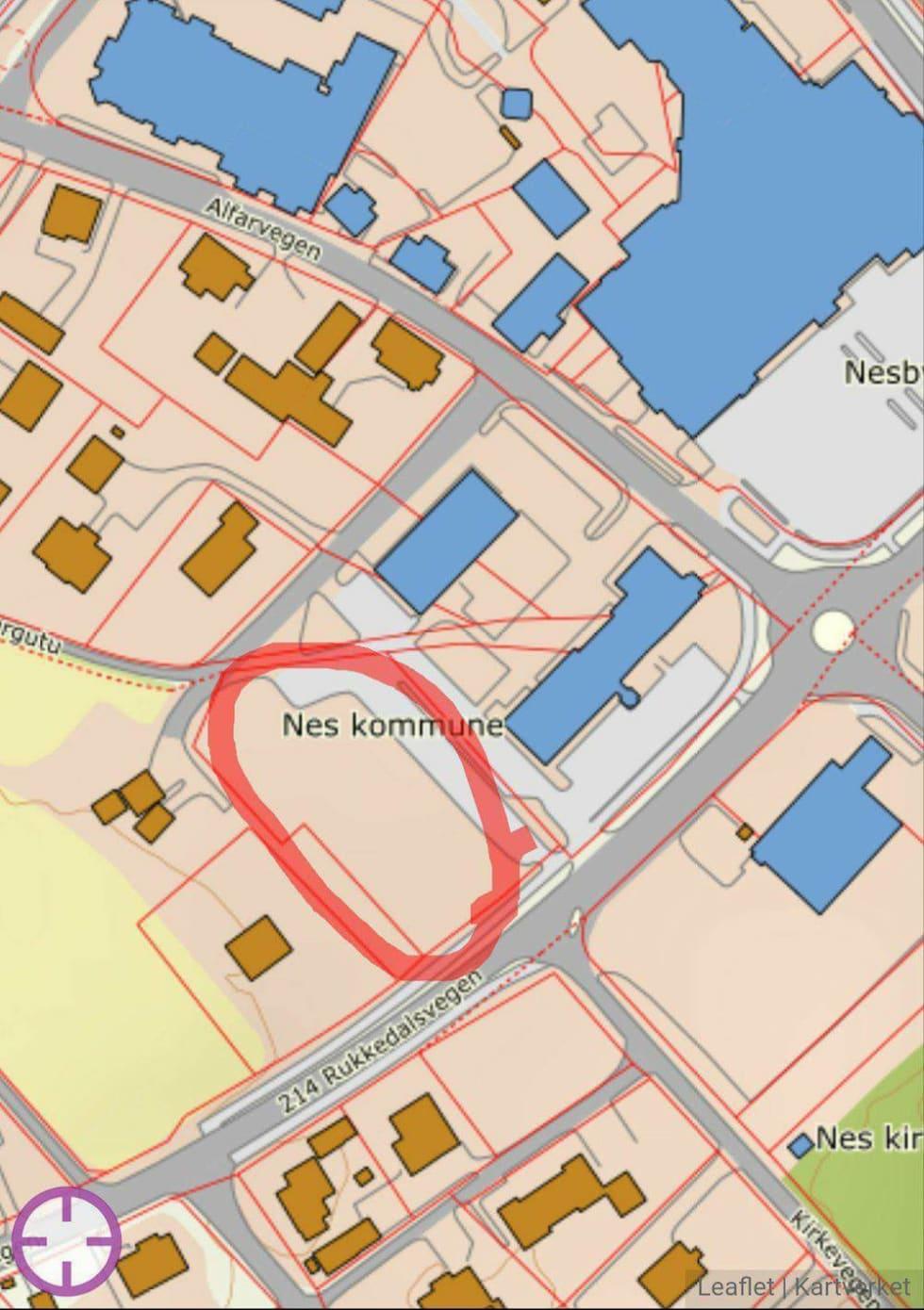 Pumptrack Nesbyen - Illustrasjon Trailhead Nesbyen 1000x
