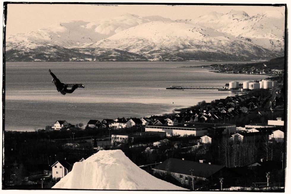 Snowboardfilmen There's always next season vises på Fjellfilm 2019.