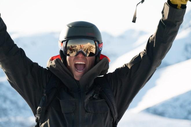 Denne turen til Ørsta med Skipatruljen til Fri Flyt er det siste Øystein Aasheim plutselig ble rammet av hjertestans