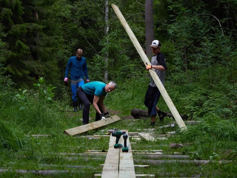 stibygging i Oslo