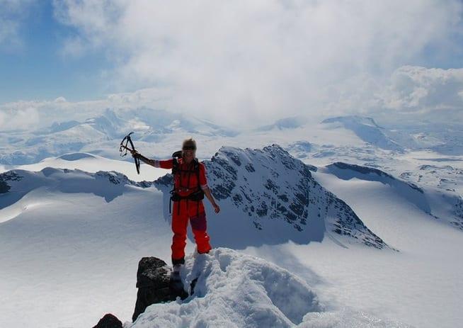 Saksa er ikke Jotunheimens høyeste punkt, men for mange toppturentusiaster er det skisesongens høydepunkt.