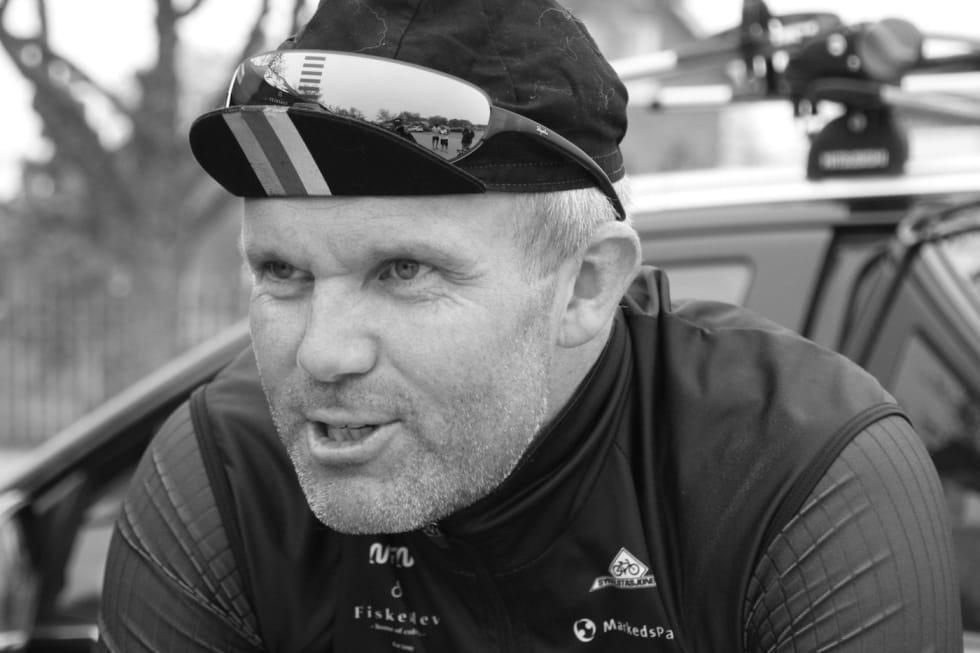 SLU: Tage Solberg vinner ritt på sykkelforståelse og utnyttelsesevne, ikke O2-opptak. Foto: Geir Iversby