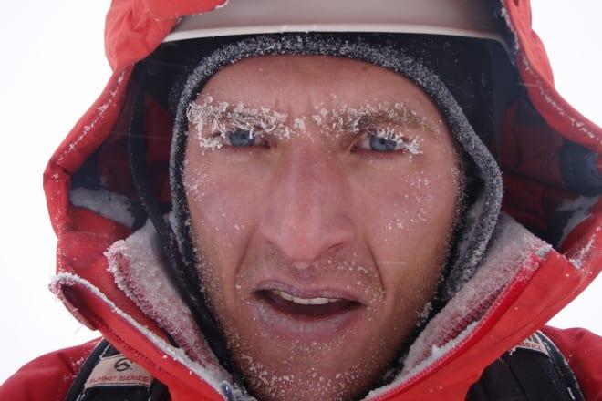 Vincent er en fransk eventyrer som klatrer, seiler, surfer og går lange skiturer.Han kommer til Ekspedisjonsfestivalen.