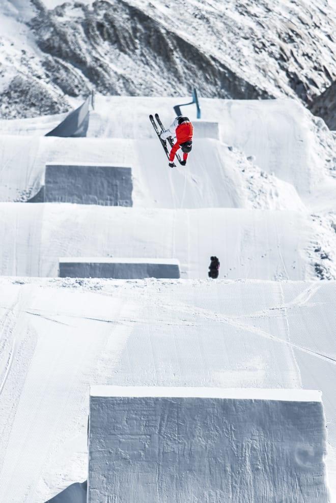 LANGDISTANSEFLY: Ruud har planer om å holde på til OL 2030. Foto: Luke O. Allen/Skiforbundet.