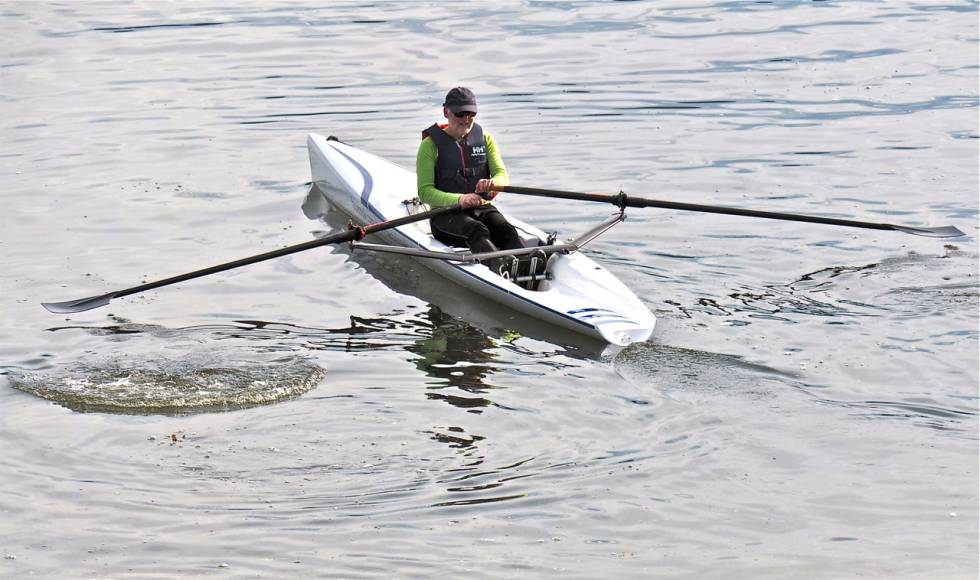 9.Spennende båt. Båten fra Leo Coastal Rowing er et spennende alternativ.