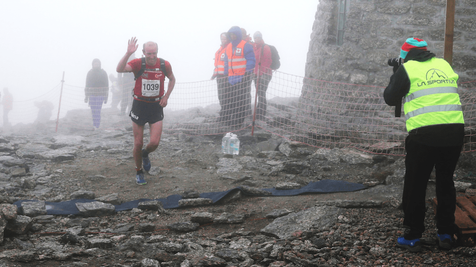 KJENDISTUNGT: Mange norske idrettskjendisar stiller blant dei omkring 800 deltakarane i konkurranseklassen i Skåla Opp. Odd-Bjørn Hjelmeset er ein gjengangar.