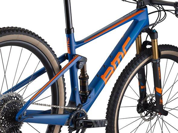 SÆREGENT: BMCs sykler har et unikt utseende som er lett å kjenne igjen.
