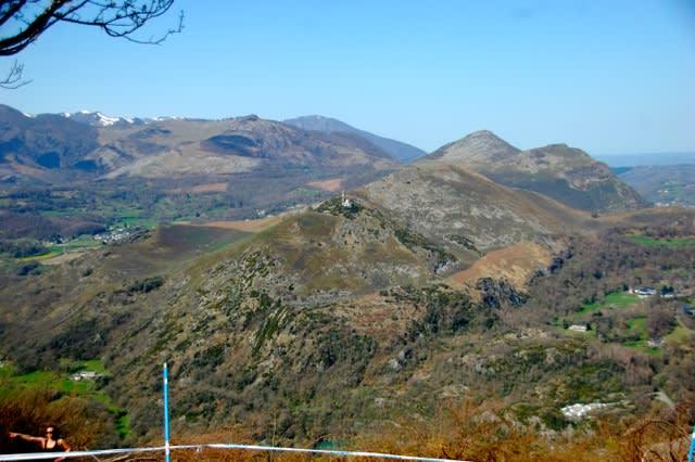 SYKKELVENNLIG: De franske Pyreneene er veldig stisykkel-vennlige. Alle foto: Kaja Marienborg