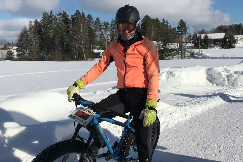 Fredrik Lysakerrud vant første utgave av Orange Priest Challenge, og er tilbake for å forsvare seieren i år. Foto: Henning Lotterud