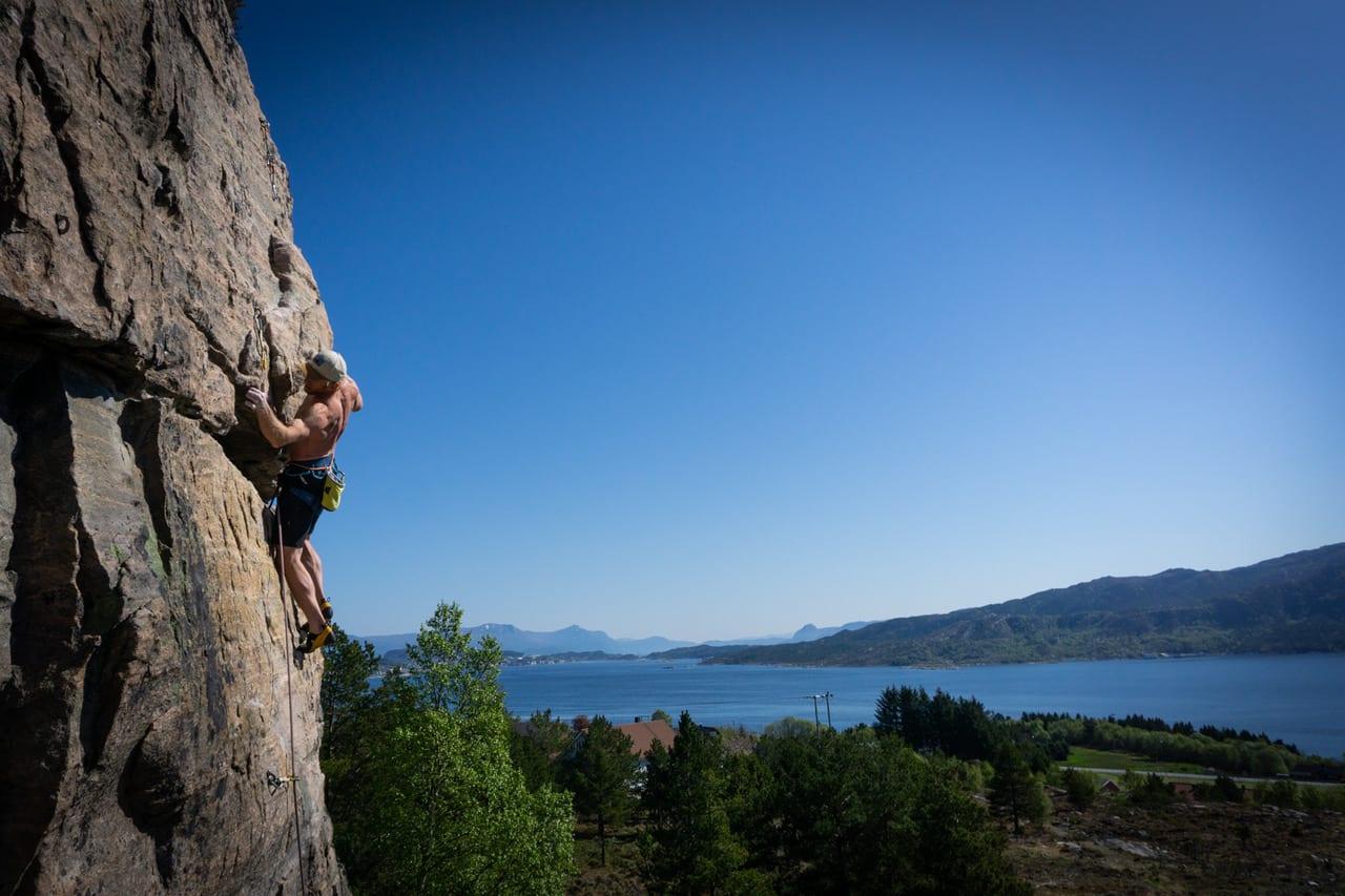 kristiansund klatring 2