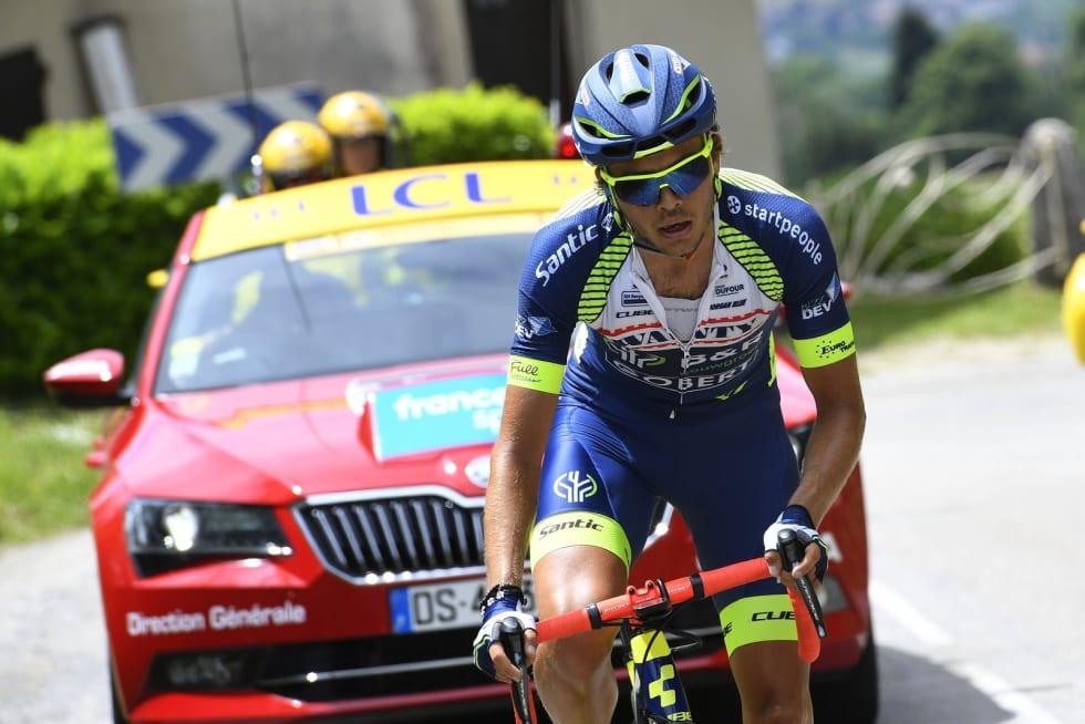 SKAL SIKRE PLASSEN: Nok en gang må Odd Christian Eiking bruke Critérium du Dauphiné til å vise at han fortjener å kjøre Tour de France. Forhåpentligvis går det bedre i år enn i fjor. Foto: Cor Vos.