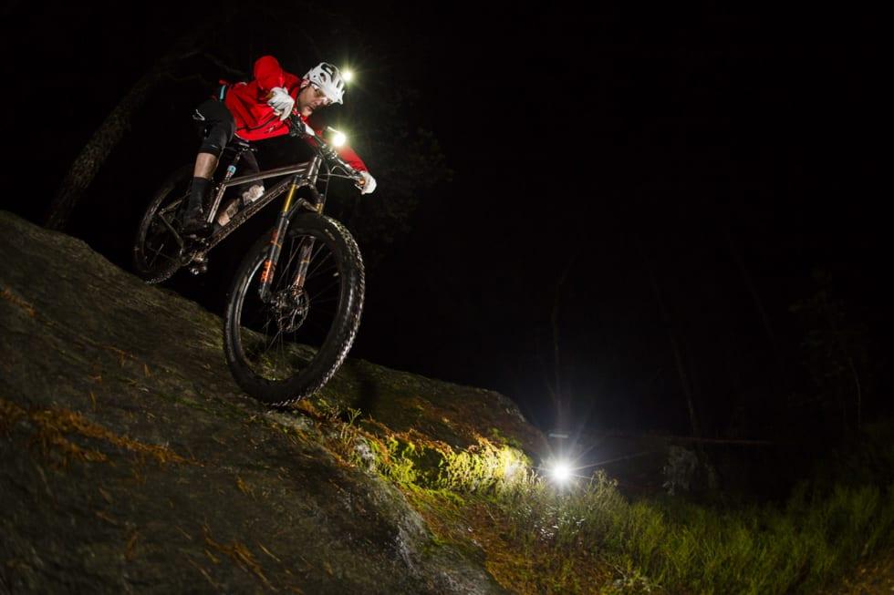 Originalen: Denne kategorien var den første innen terrengsykler. Foto: Snorre Veggan