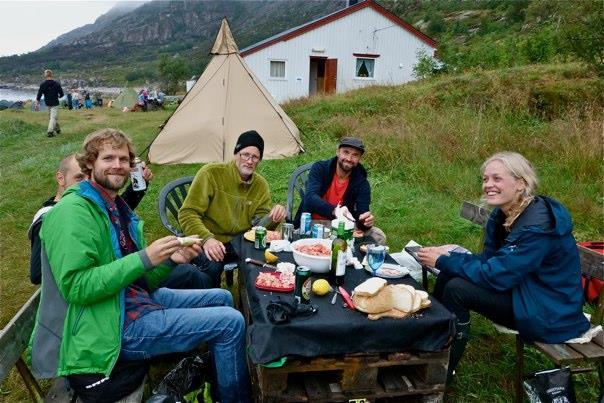 camp fugløya