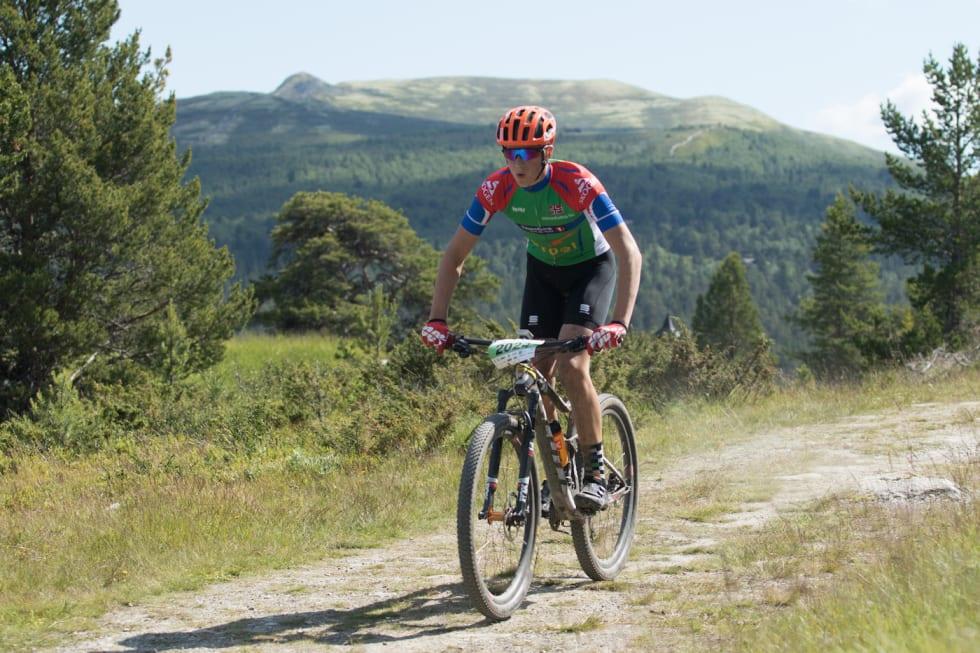 Tormod Weydahl vinner M jr - Foto Bengt Ove Sannes 1400x933