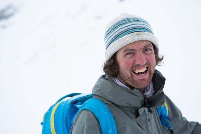 LODGE-INNEHAVER: Morten Christensen får besøk av store navn når han arrangerer fotokonkurranse i Finnmark i februar. Arkivfoto: Tore Meirik
