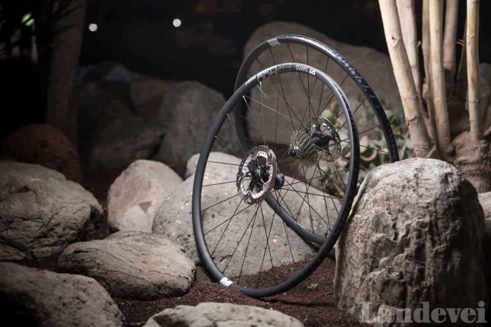 SLUTT: DT Swiss har sluttet å lage tubularhjul. Fra nå av er det primært hjul for slangeløse dekk som gjelder. Foto: Henrik Alpers.