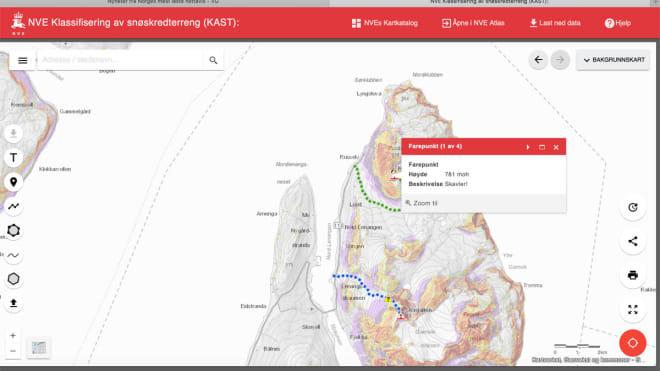 TROMS: Norges kanskje mest populære toppturfylke har fått kartlagt 38 turer med KAST-klassifisering. Her er et lite utdrag.