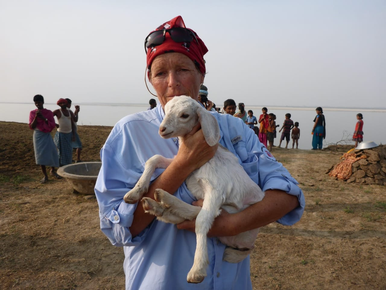 Bilder fra Ganges-ekspedisjonen. Foto: bancroftarnesen. com