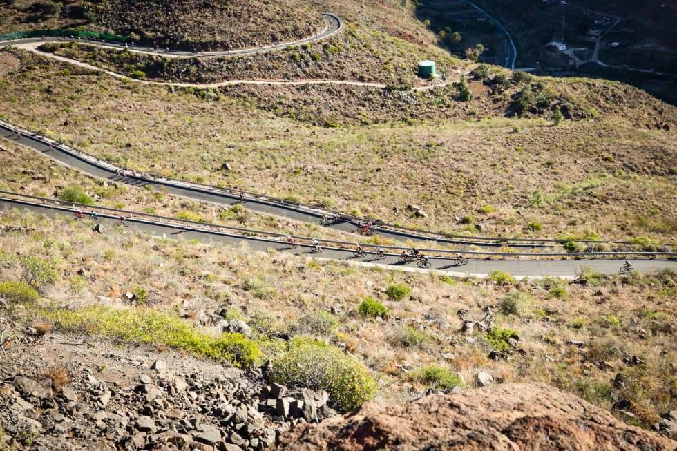 Gran Canaria Landevei Sykkel-3