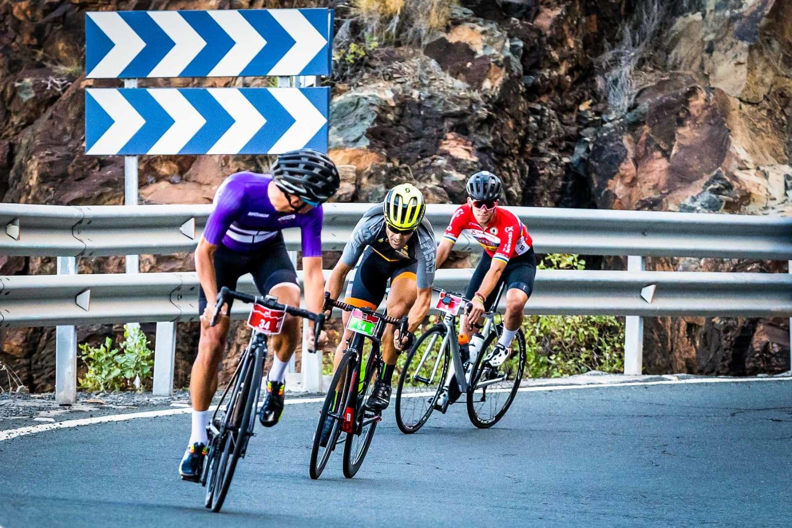 Gran Canaria Landevei Sykkel-10