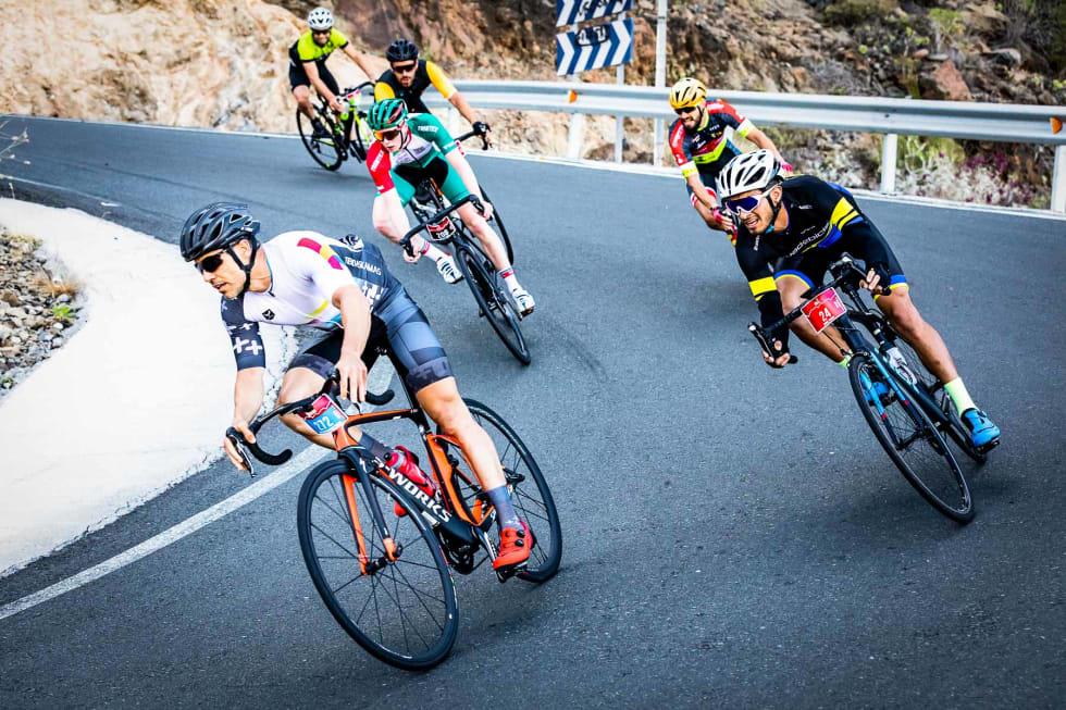 Gran Canaria Landevei Sykkel-12