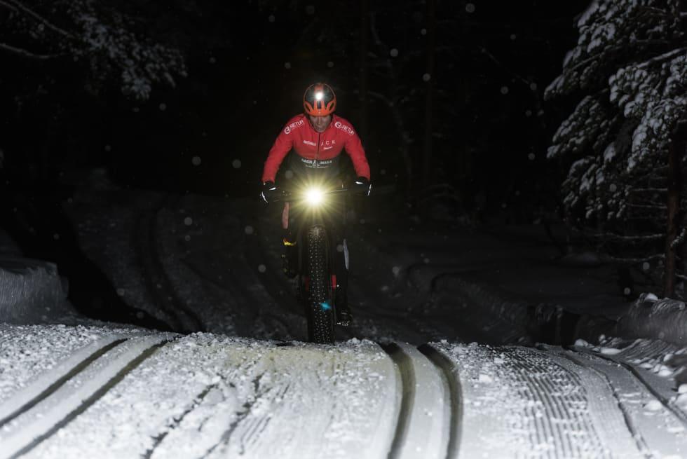 Truls Veslum ble nummer tre i Natthauer'n i fjor. Foto: Espen Bergeli