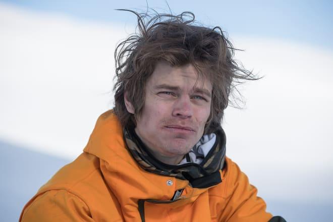 OVERLEVDE: Mot alle odds kom Andreas Vold fra den dramatiske ulykken i fjor med livet i behold. Arkivfoto: Håvard Nesbø