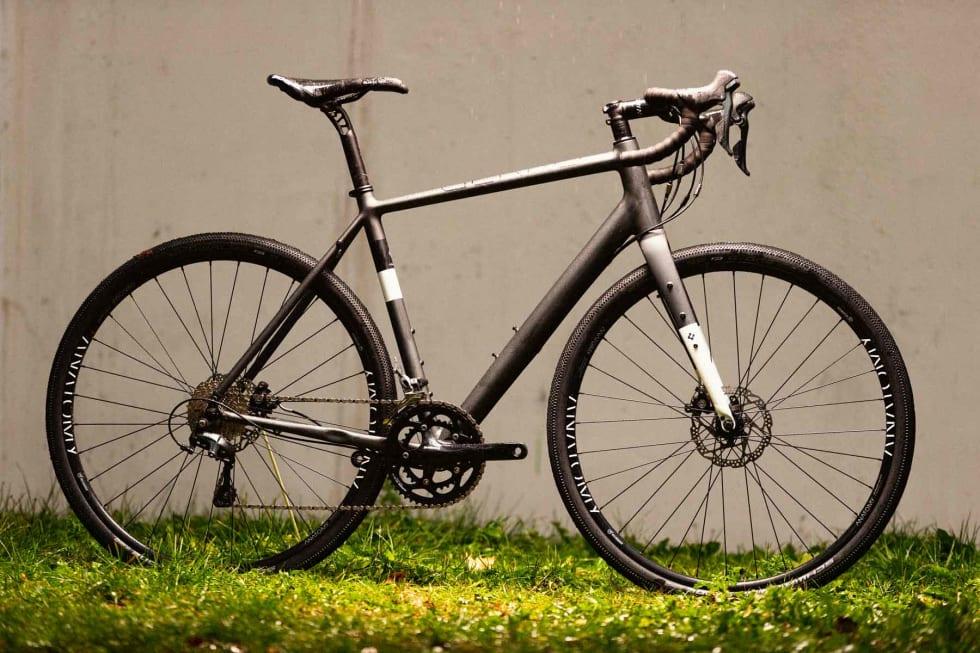FEILPRODUKSJON: Sport1 påpeker at Gekko-sykkelen i størrelse 54 som vi har testet er en feilproduksjon med feil geometri.