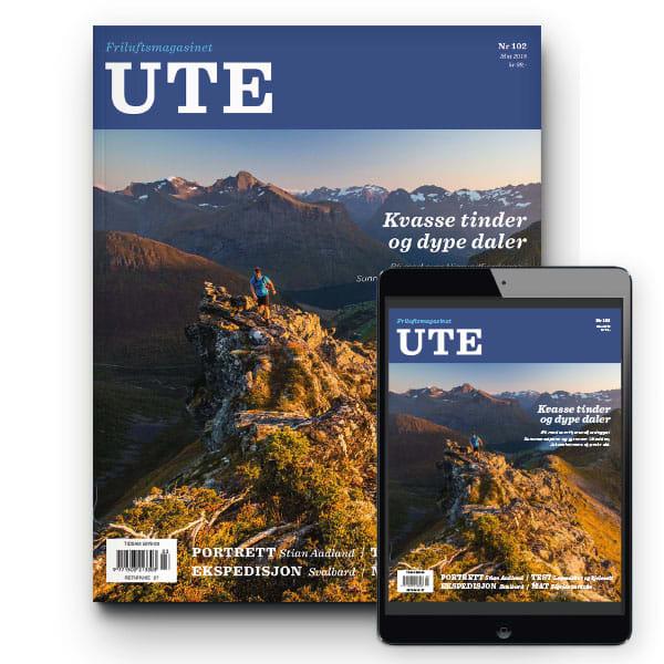 Tureksepertene i UTE gir deg gode råd til turen.