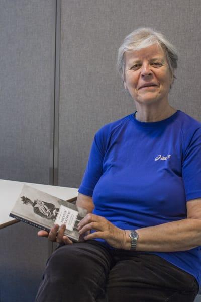 Forfatter Anne-Mette VIbe. Foto: Line Hårklau