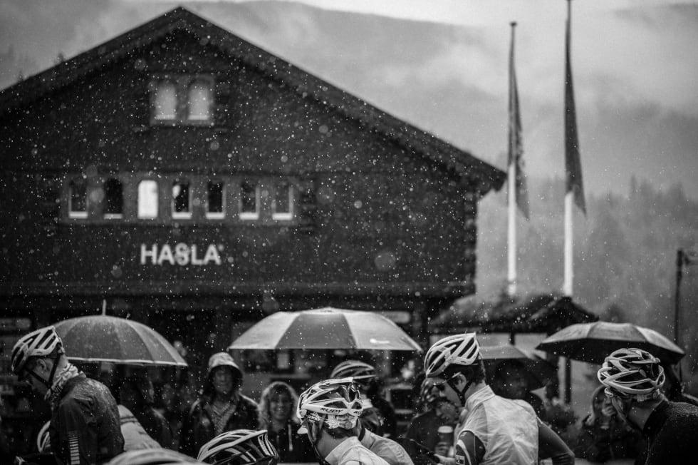 DAYS LIKE THESE... Da tar du frem Fiandre Norain fra Sportful. Foto: Henrik Alpers.