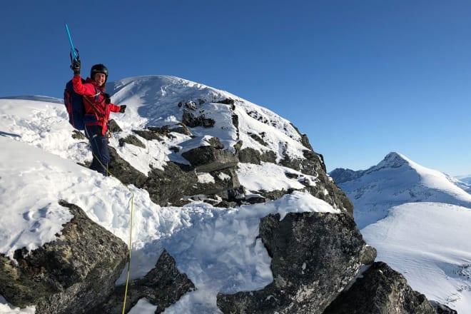 ENGASJERT: – Det er helt konge på være jente i skimiljøet, sier Ingvild Farstad. Foto: Tore Meirik