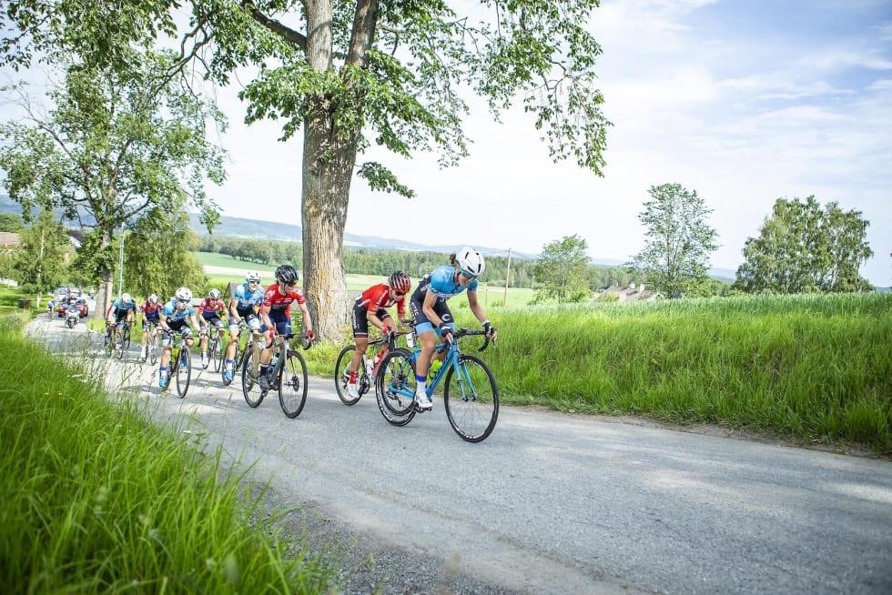 Ingrid Lorvik var aktivt med fra start. Foto: Pål Westgaard