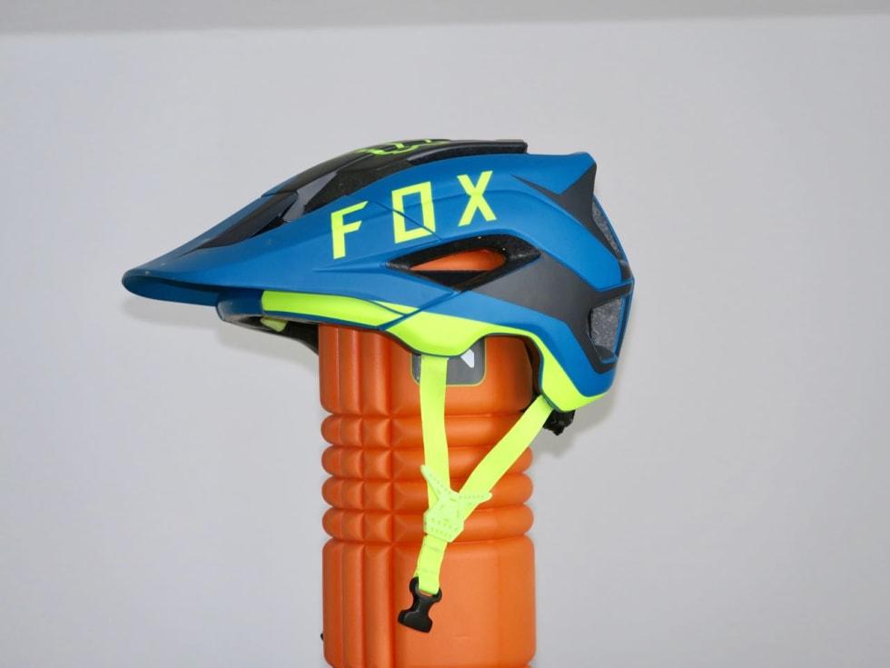 FARGERIK: Fox Metah kommer i mange fargevarianter. Også stroppene er farget.