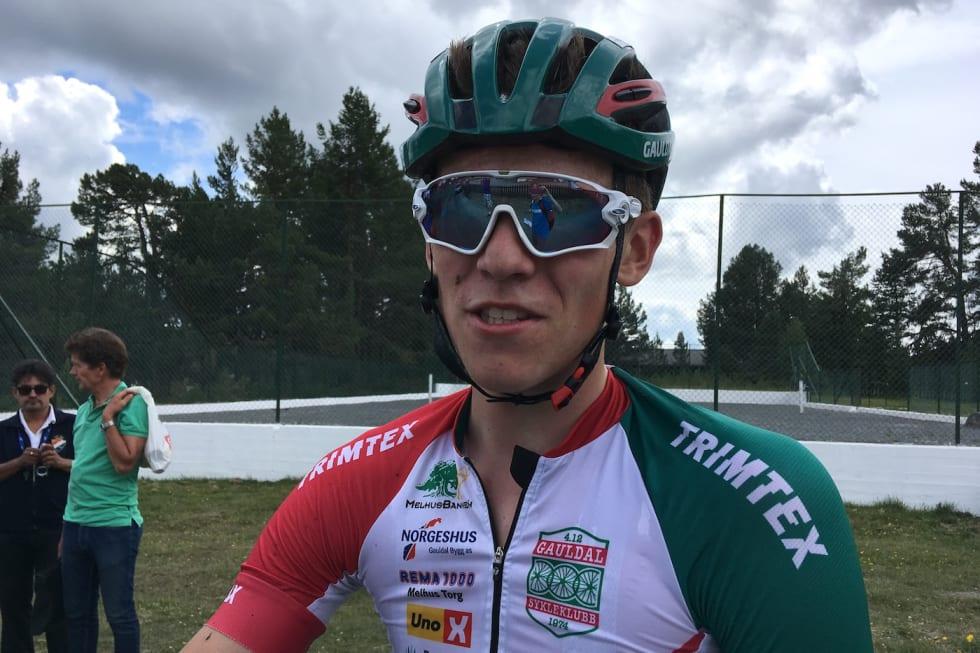 Tomas Sunslisæter - Stage 2 - Scheve 1400x933
