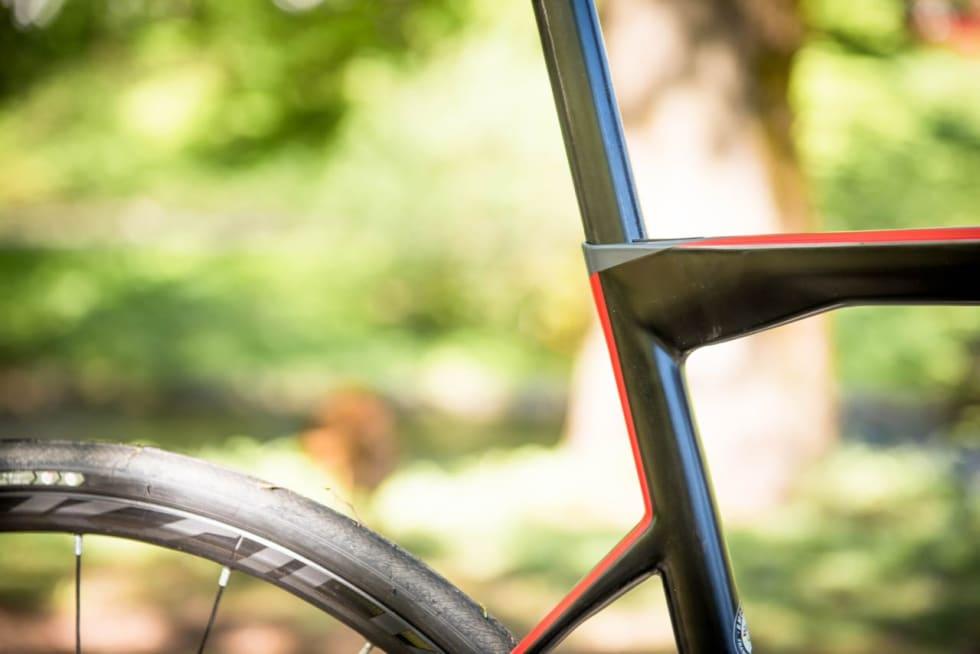 LEKKERT OG SÆREGENT: BMCs sykler har en helt egen profil. Klassisk og moderne på samme tid.