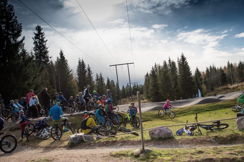 Bike Out pumptrack - Foto - Fredrik Otterstad 1400x933