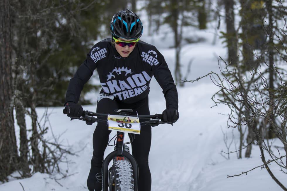 Rakel Birkeli NM Lygna 2017 Foto Per-Eivind Syvertsen