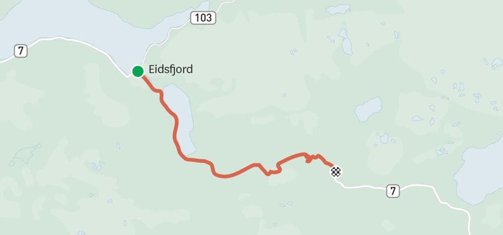 Eidfjord_kart