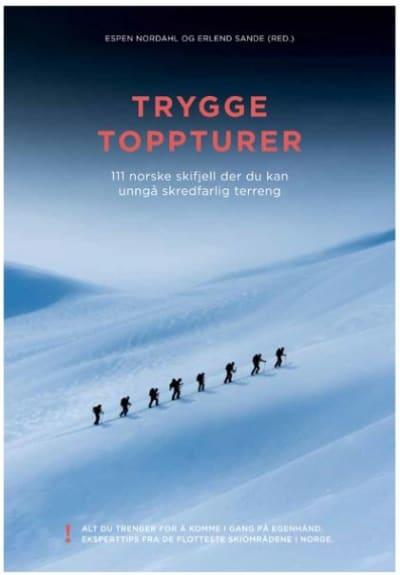 Trygge toppturer: 111 norske skifjell der du kan unngå skredfarlig terreng.