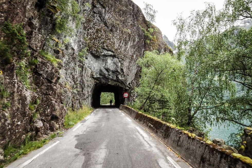 HULETUR: Følger du deler av de gamle veiene, oppdager du tunellskatter som dette.