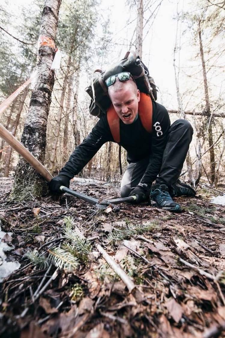 Det er lagt ned mye arbeid med etappene og stinettet som skal brukes i årets utgave av Telemark Enduro. Foto: Telemark Enduro