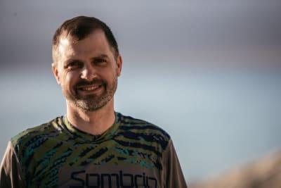 BOOBAR: Jeremiah Boobar kom fra RockShox til Cannondale for snart to år siden.