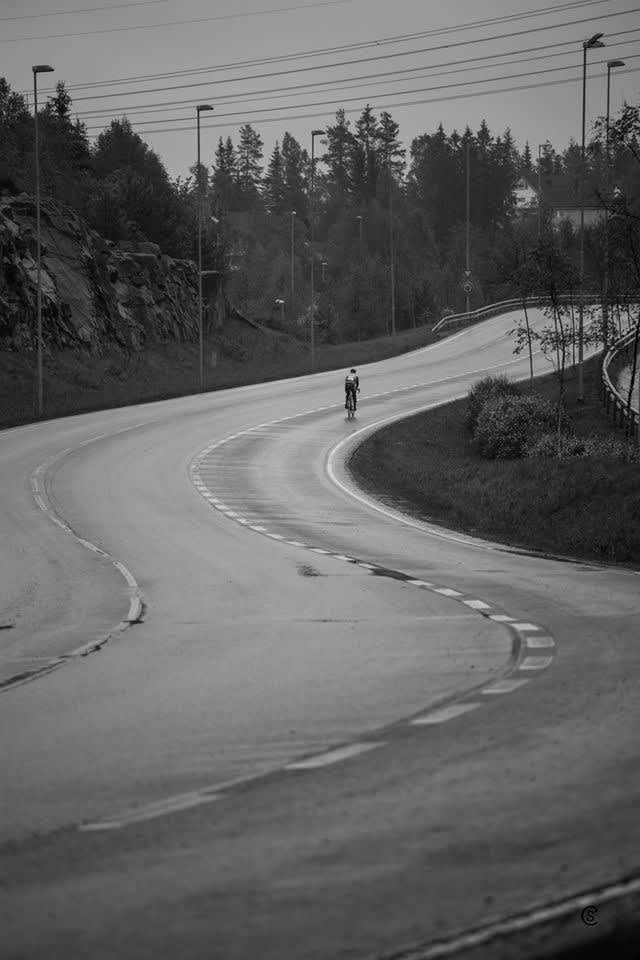 BAKRE REKKER: Det er ikke meg, men slik jeg følte meg hele dagen. Foto: Sylvain Cavatz.